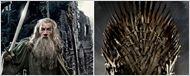 Game of Thrones : l'épée de Gandalf incrustée dans le Trône !