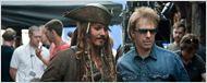 Pirates des Caraïbes 5 : saurez-vous retrouver Johnny Depp et Javier Bardem sur cette photo du tournage ?