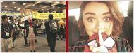 Ces stars qui se sont déguisées pour passer inaperçues au Comic Con