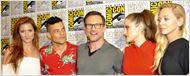 Comic-Con 2016 : The Walking Dead, Flash, Mr Robot... toutes les stars de séries en photocall !