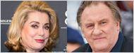 """Depardieu sera une """"Bonne pomme"""" face à Catherine Deneuve"""