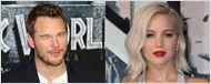 Jennifer Lawrence et Chris Pratt dans l'espace sur les premières photos de Passengers