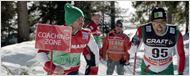 """Histoire vraie, Sami Bouajila skieur, tourner en Algérie... Tout sur """"Good Luck Algeria"""" en 5 vidéos !"""