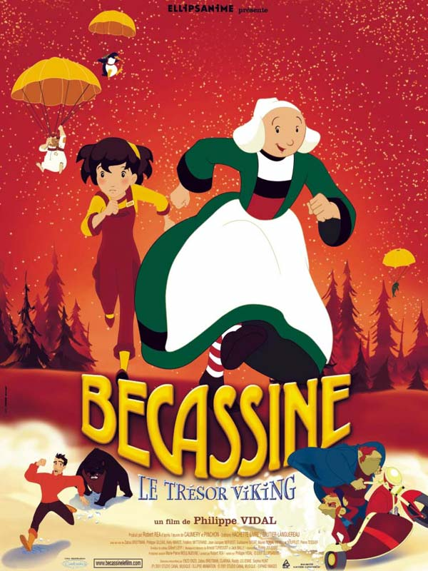 Bécassine, le trésor viking en streaming