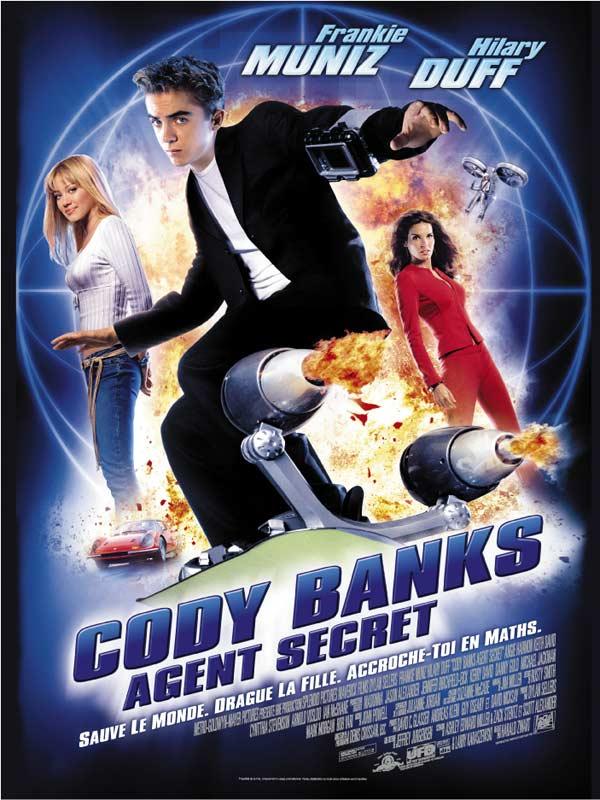 Cody Banks : agent secret en streaming