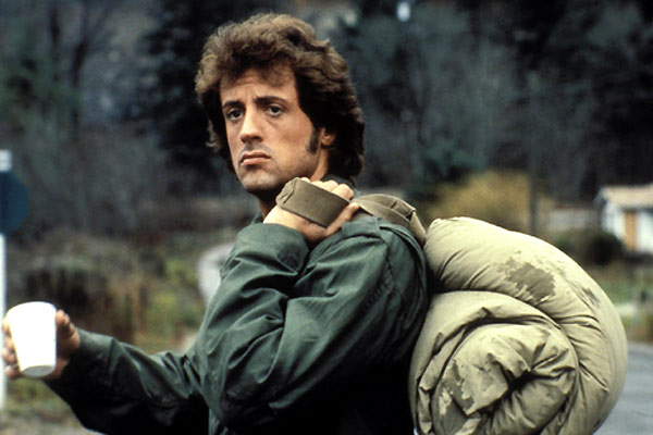 Rambo, First Blood, Ted Kotcheff, Sylvester Stallone