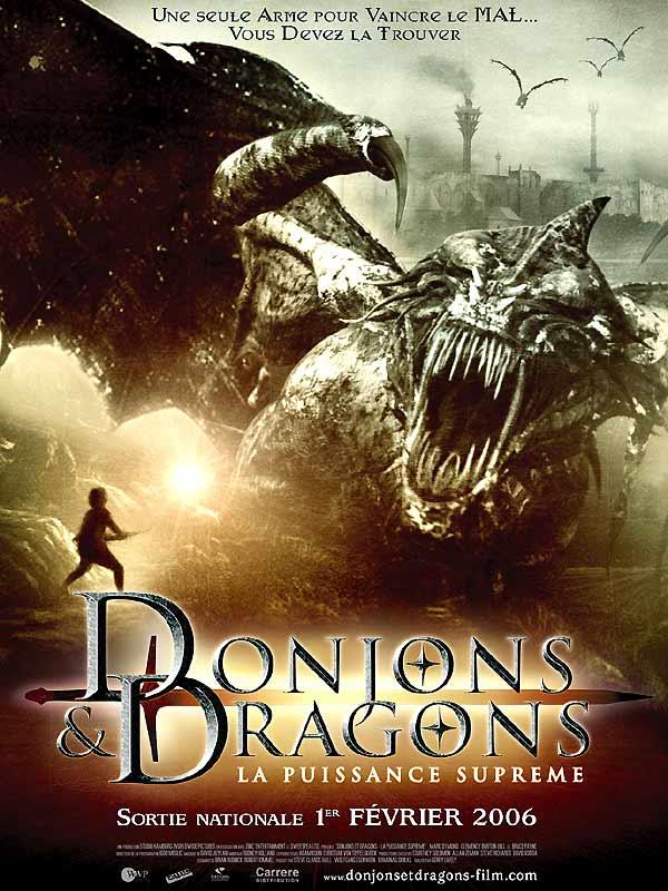 Donjons & dragons 2 , la puissance suprême