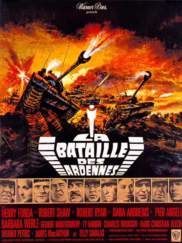 Download La Bataille des Ardennes FRENCH Poster