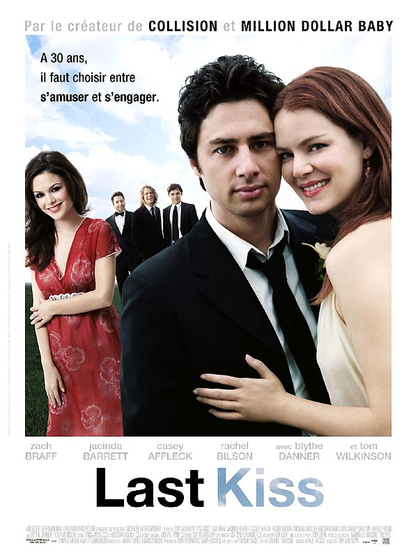 Download Last Kiss FRENCH Poster