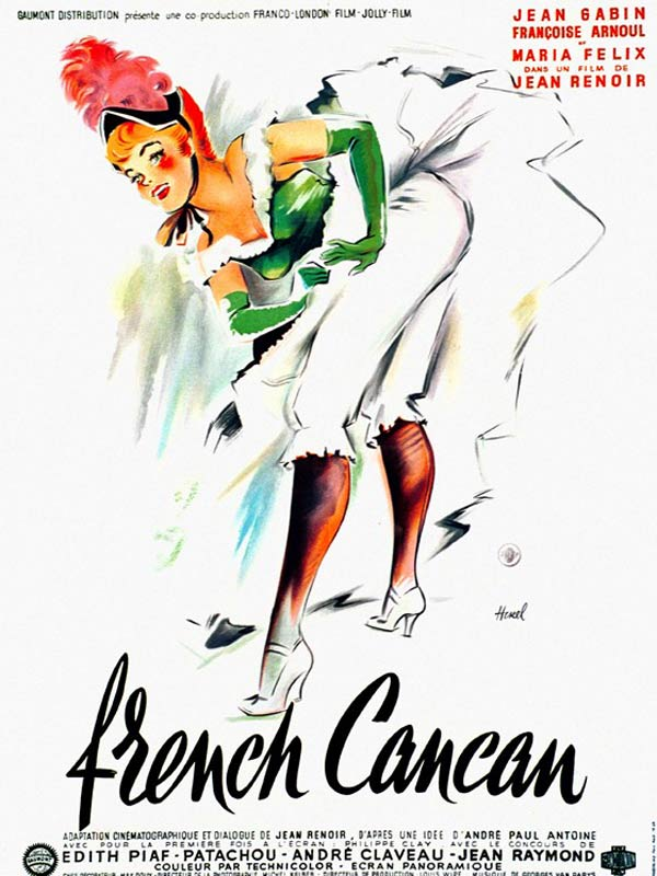 French Cancan en Streaming
