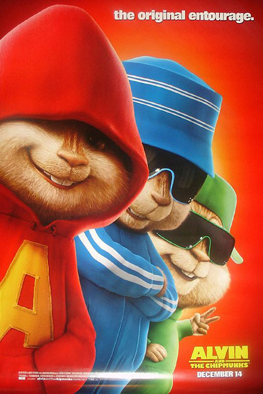 Alvin et les Chipmunks en streaming