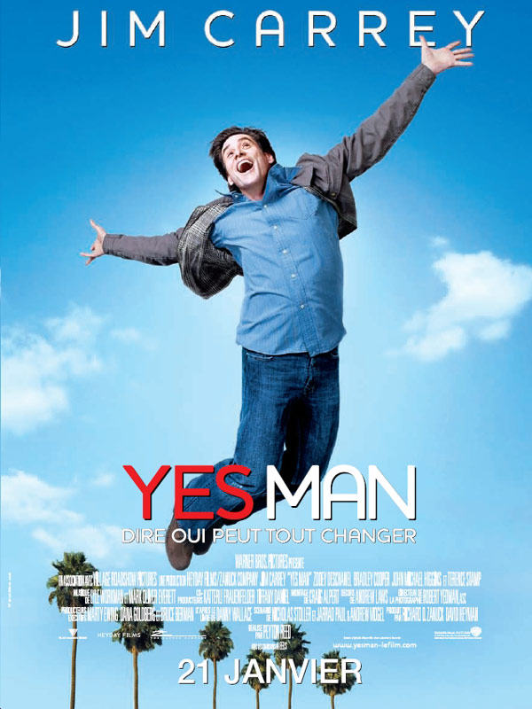 Yes Man en streaming