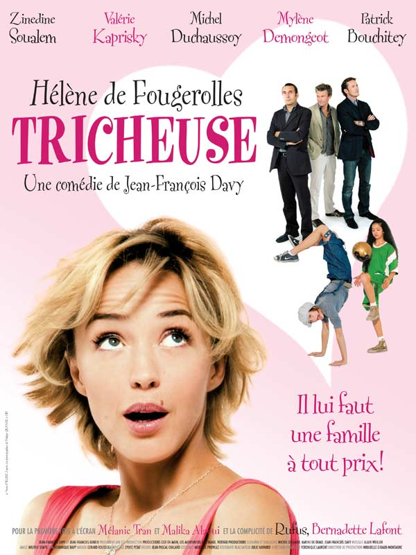 Download Tricheuse FRENCH Poster
