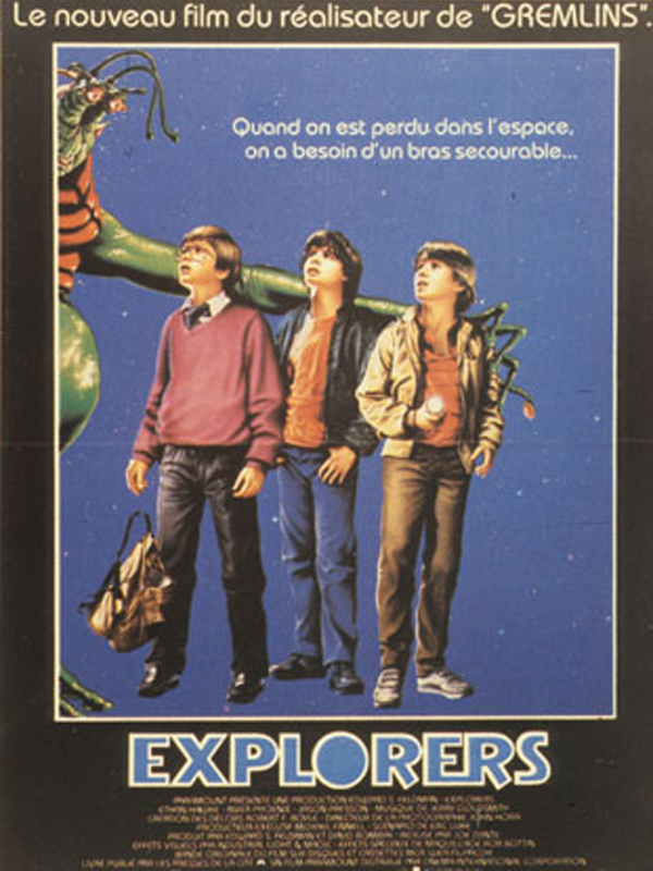 Explorers en streaming
