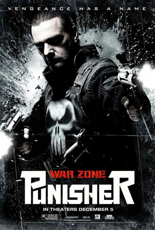 The Punisher : War Zone