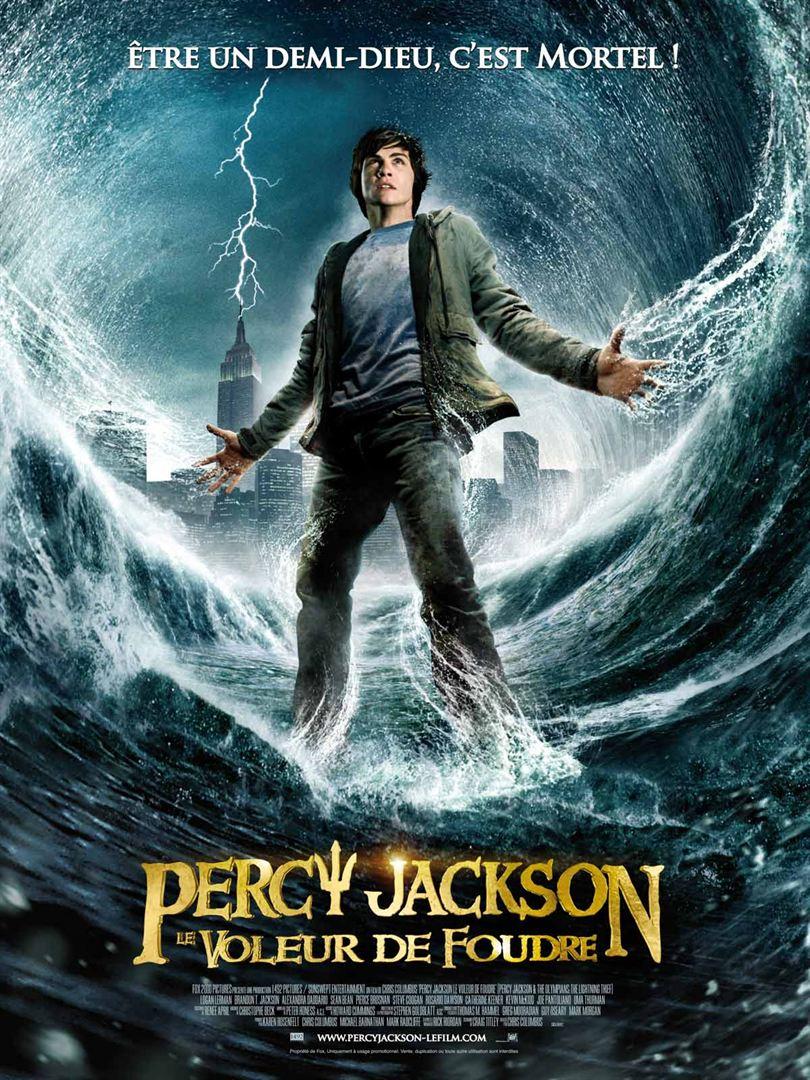 PERCY JACKSON 1: LE VOLEUR DE FOUDRE