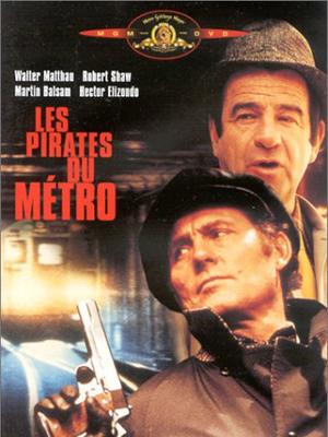 Les Pirates du métro VOSTFR DVDRIP 1974