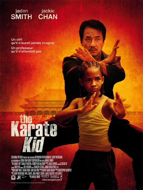 The Karate Kid en streaming