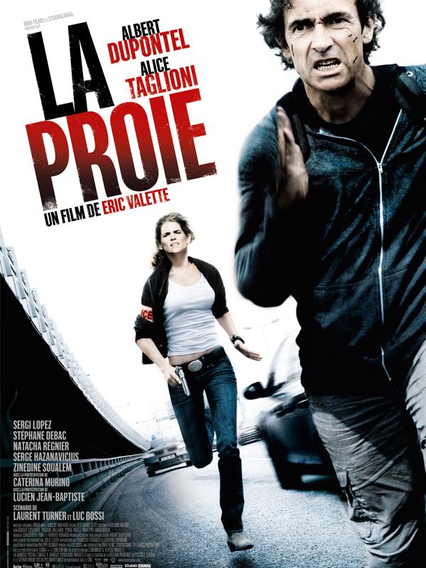 La Proie (2011) affiche
