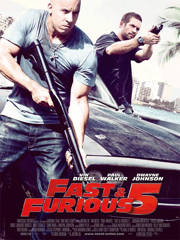 FAST AND FURIOUS 5 en streaming uptobox
