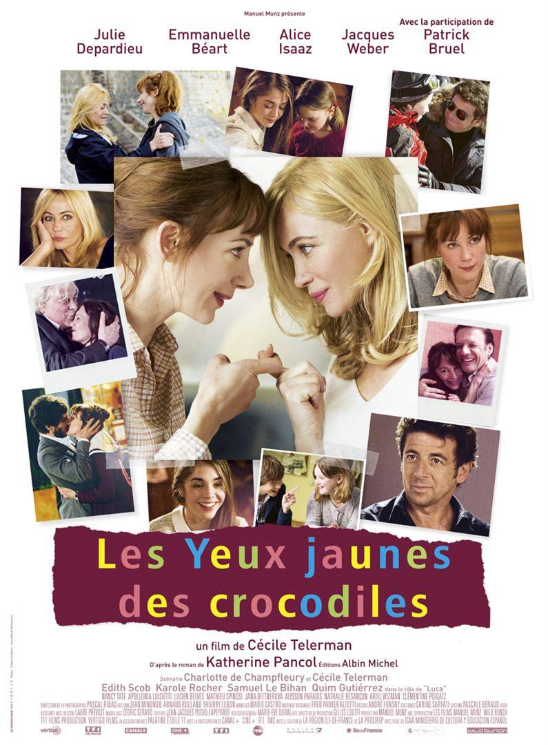 Les Yeux jaunes des crocodiles en streaming uptobox