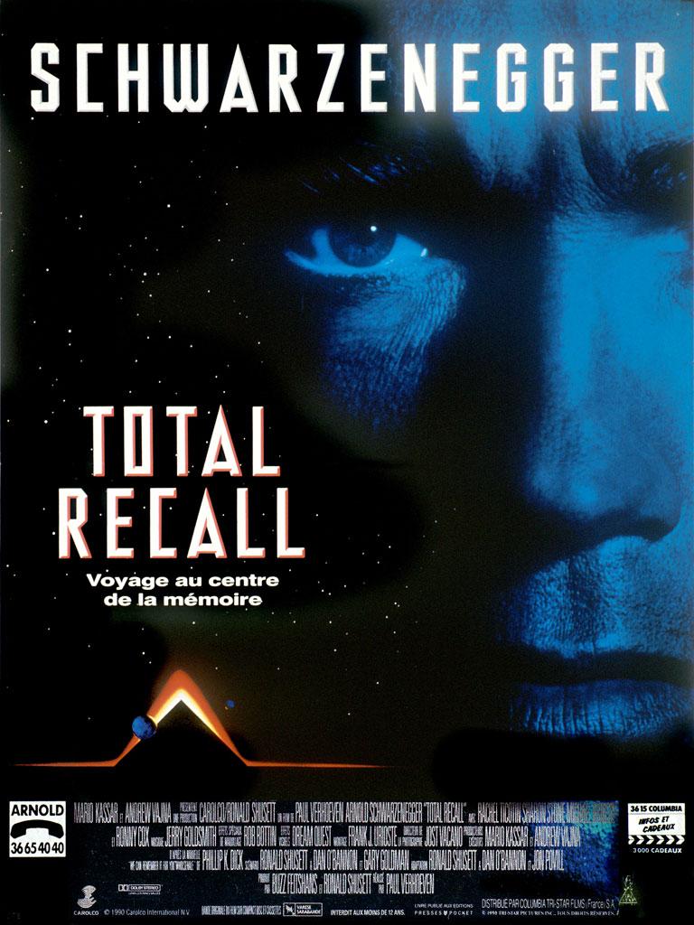 Total Recall en streaming