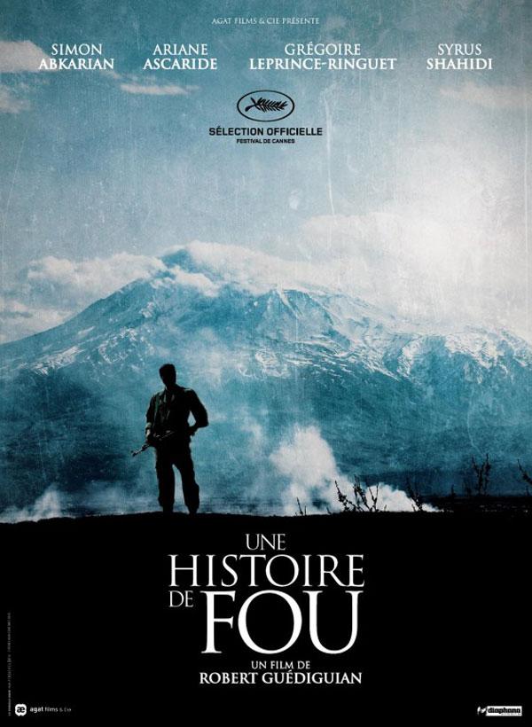 Une Histoire de Fou FRENCH HDRIP 2015