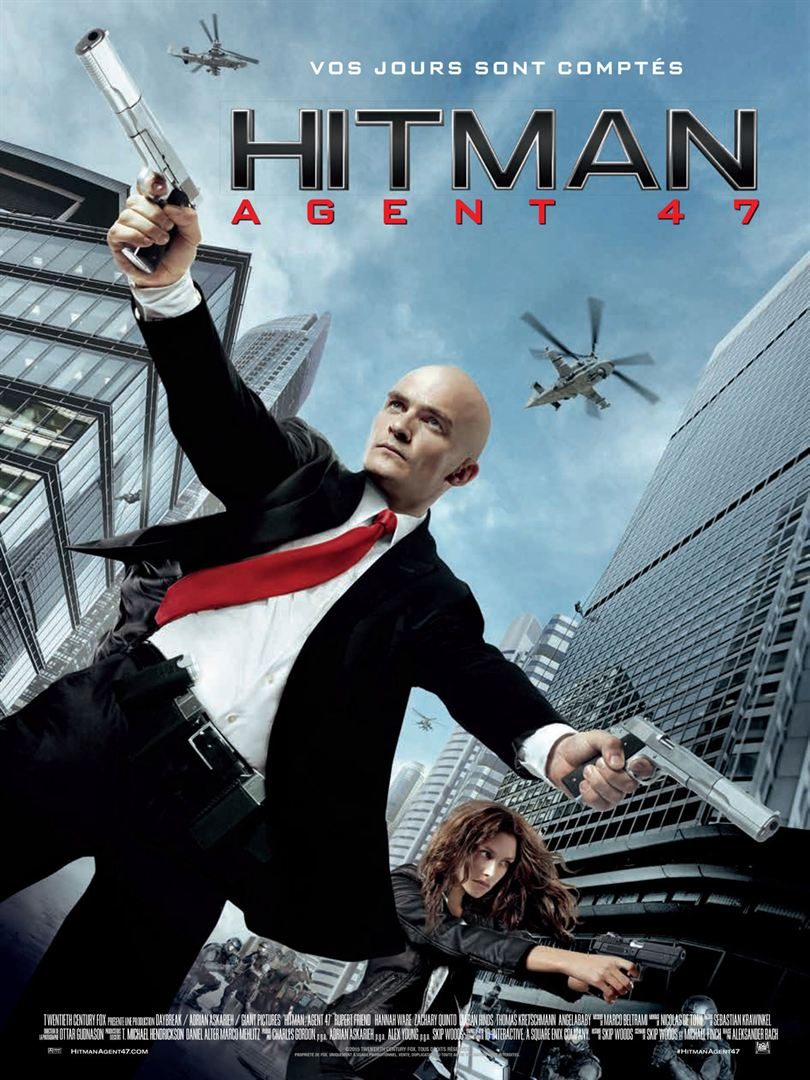Hitman : Agent 47 FRENCH 720p BluRay 2015