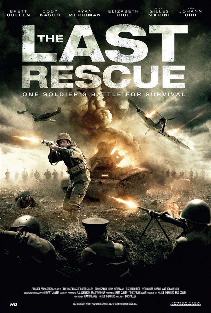 The Last Rescue EN streaming
