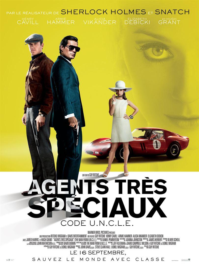 Agents très spéciaux – Code U.N.C.L.E