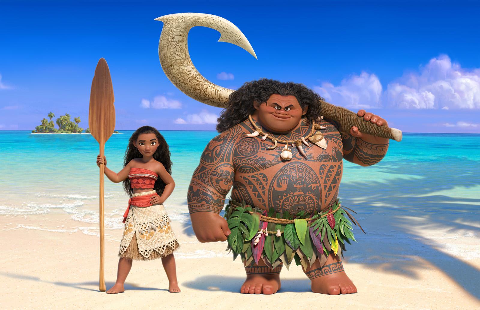 Moana (2016) Movie Online Free