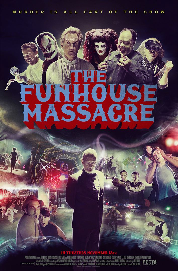The Funhouse Massacre en streaming uptobox
