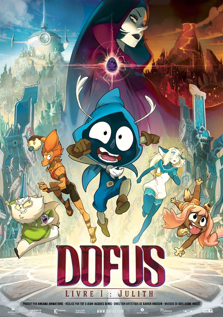 Dofus – Livre 1 : Julith en streaming