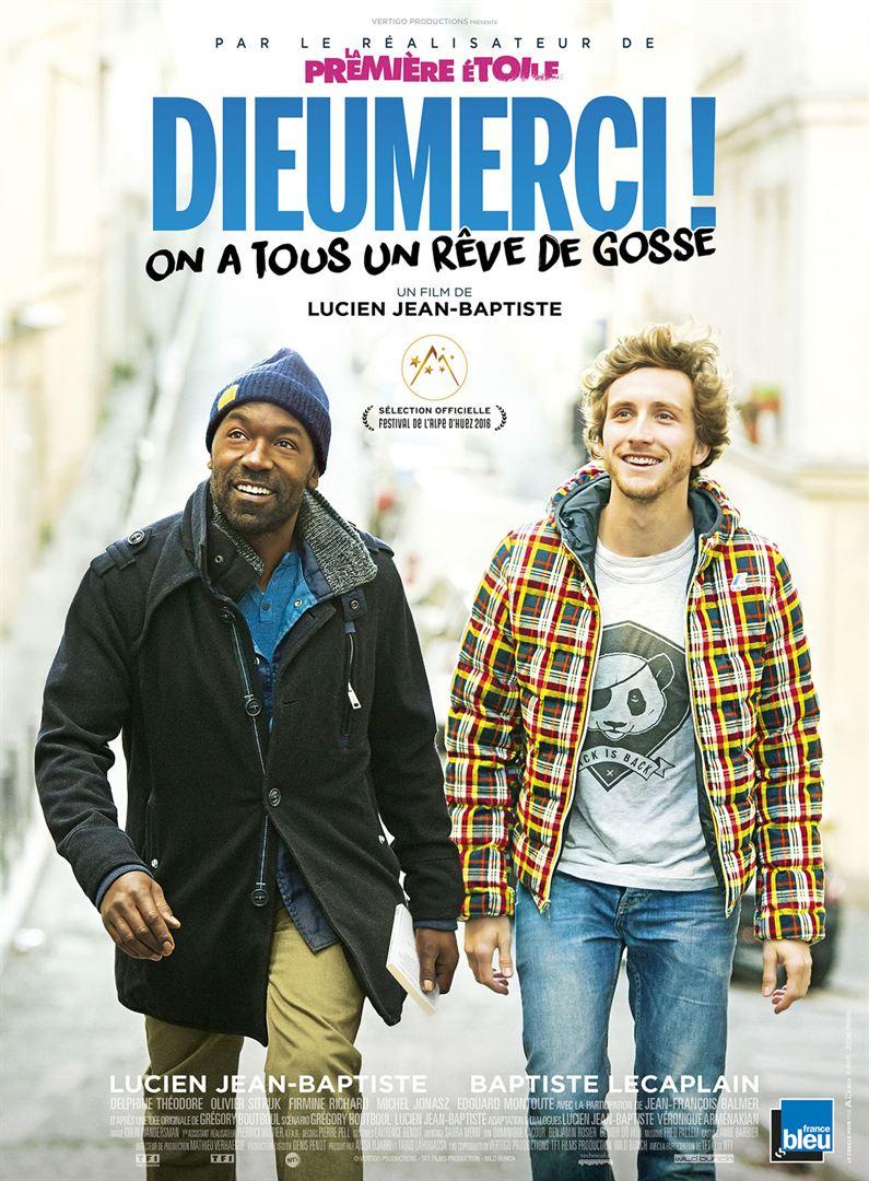 DieuMerci ! FRENCH DVDRIP 2016