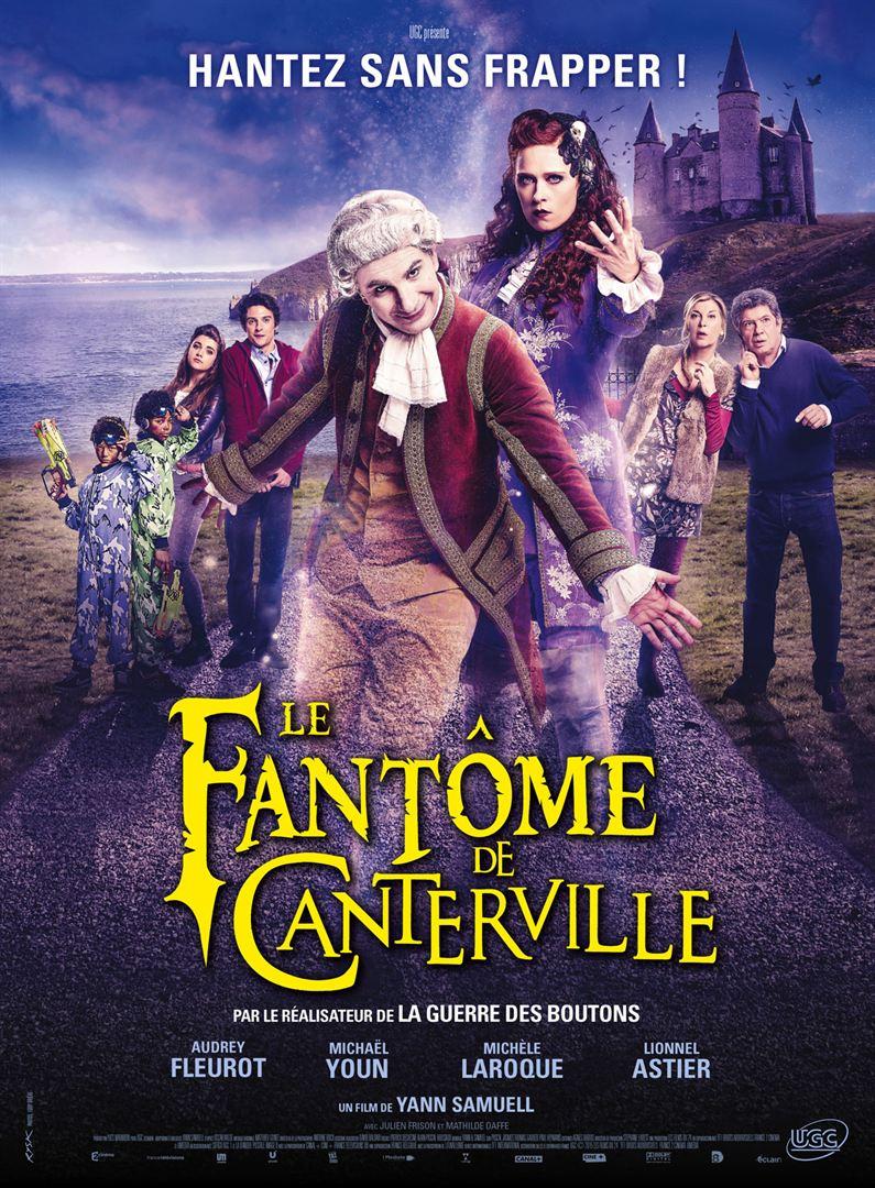 Le Fantôme de Canterville En Streaming