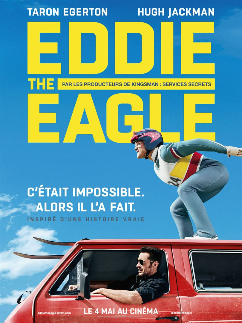 telecharger Eddie the Eagle WEBRIP TRUEFRENCH