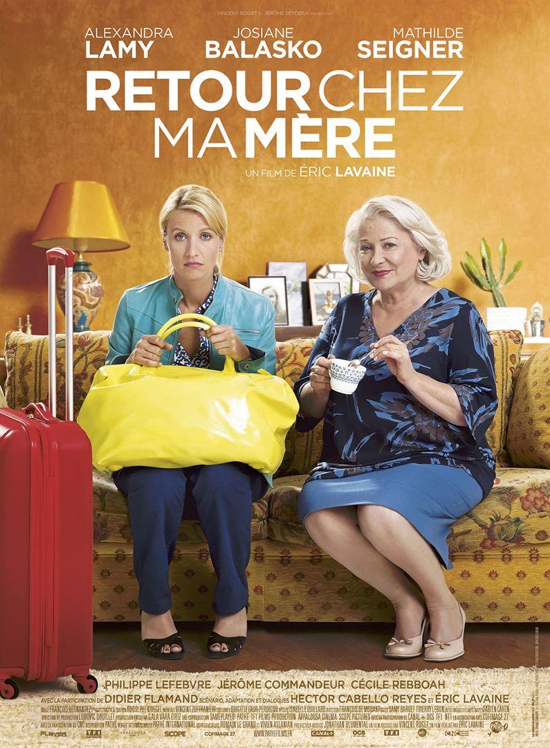 Retour chez ma mère FRENCH DVDRIP 2016
