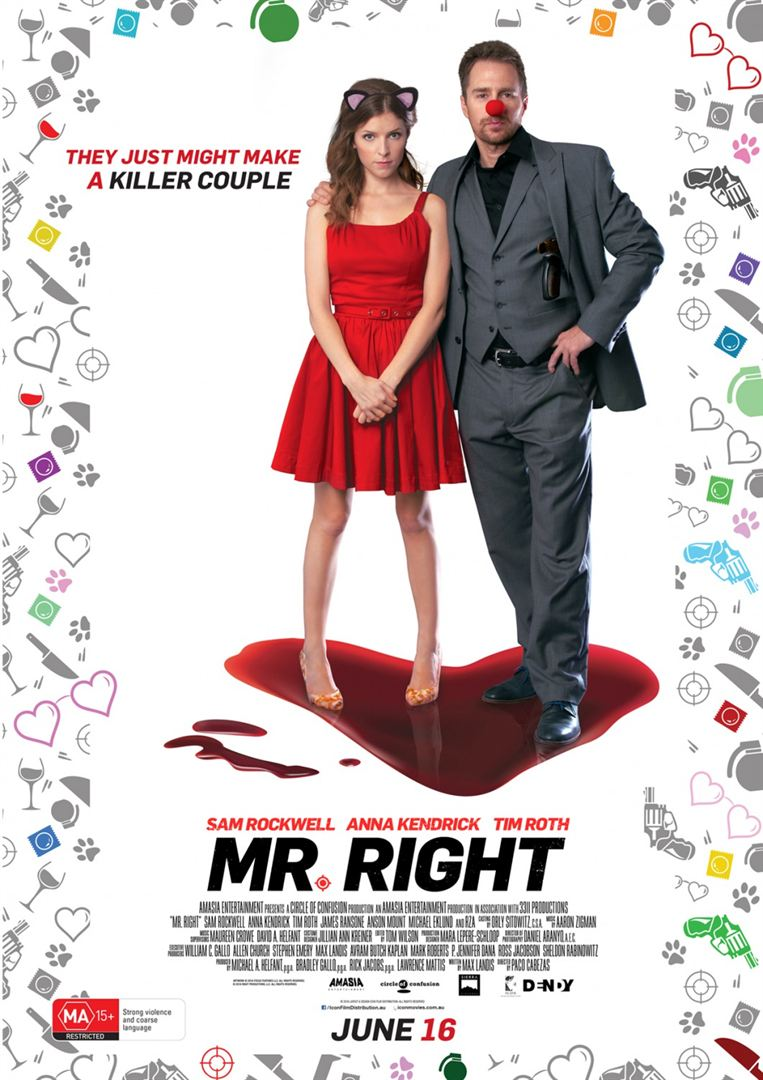 telecharger Mr. Right DVDRIP FRENCH