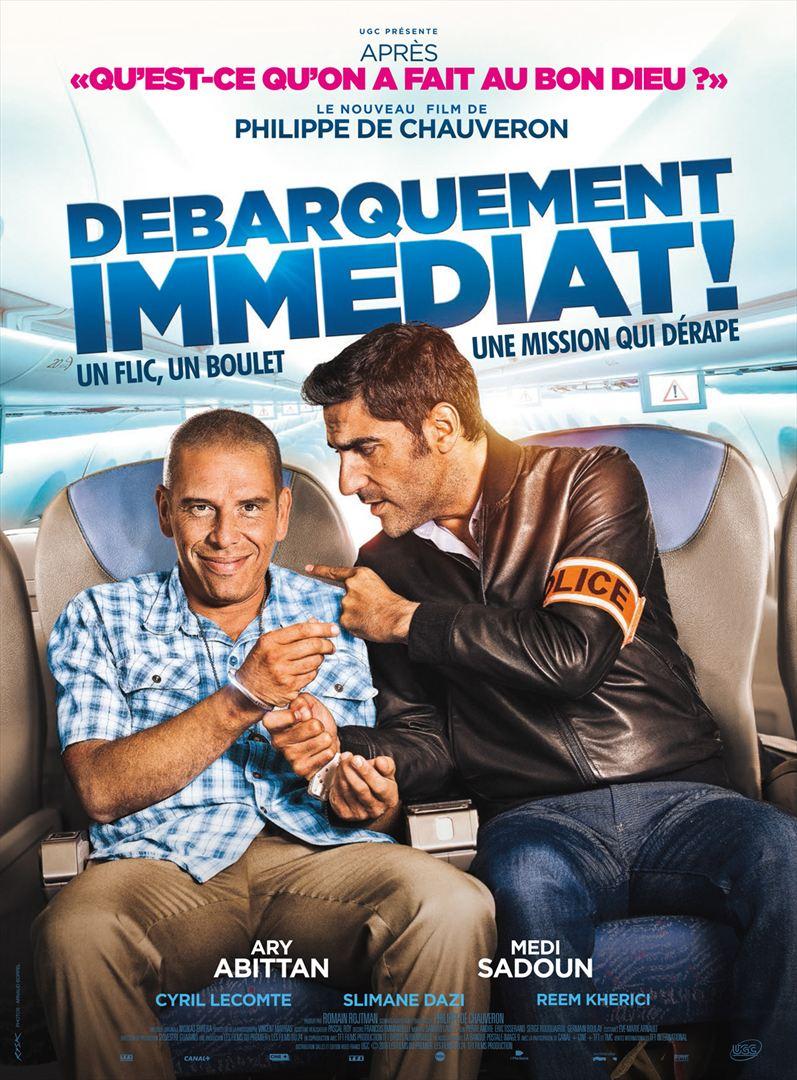 Débarquement immédiat FRENCH DVDRIP AC3 2016