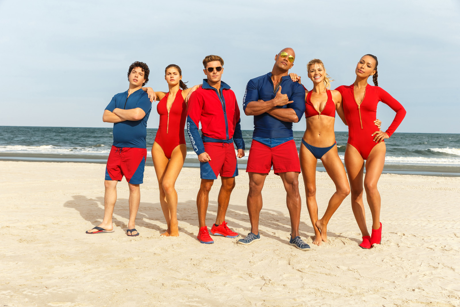 poster Baywatch 2017