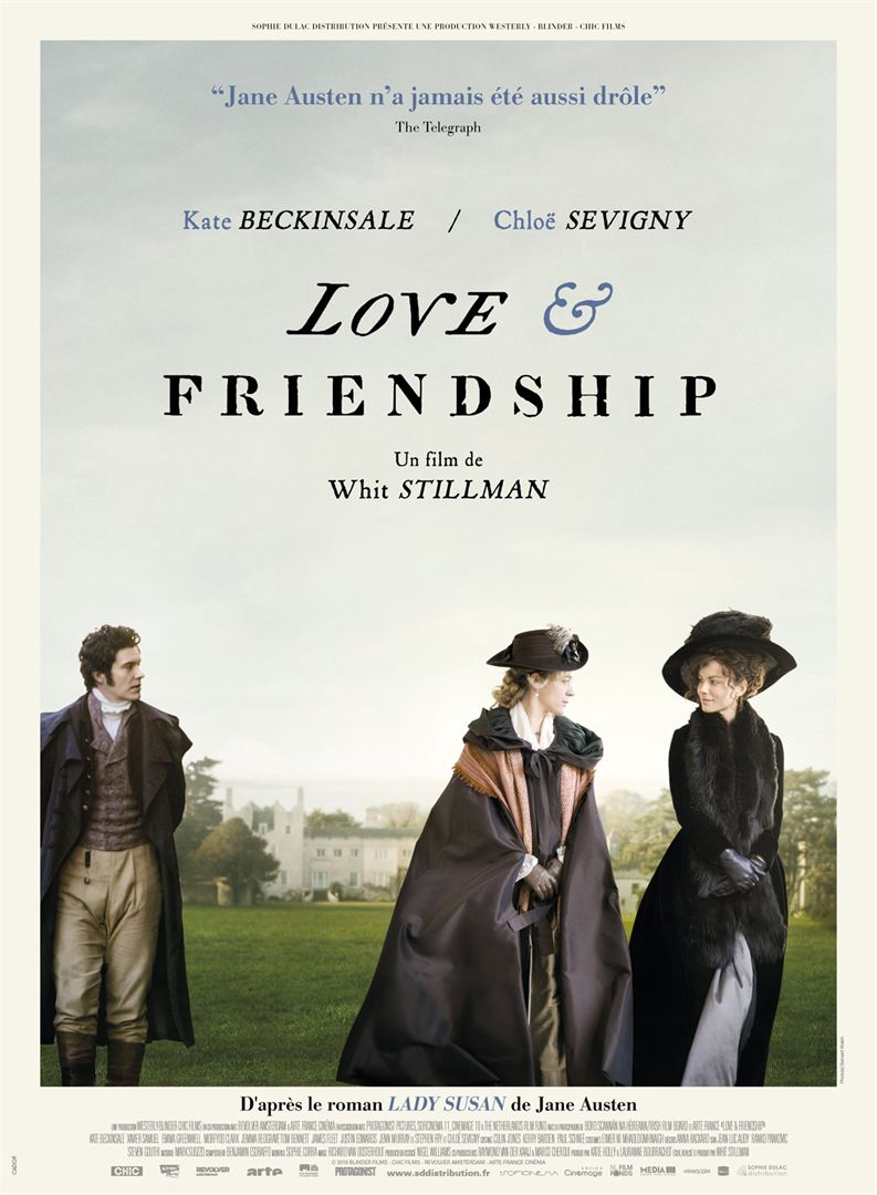 LOVE & FRIENDSHIP en streaming uptobox