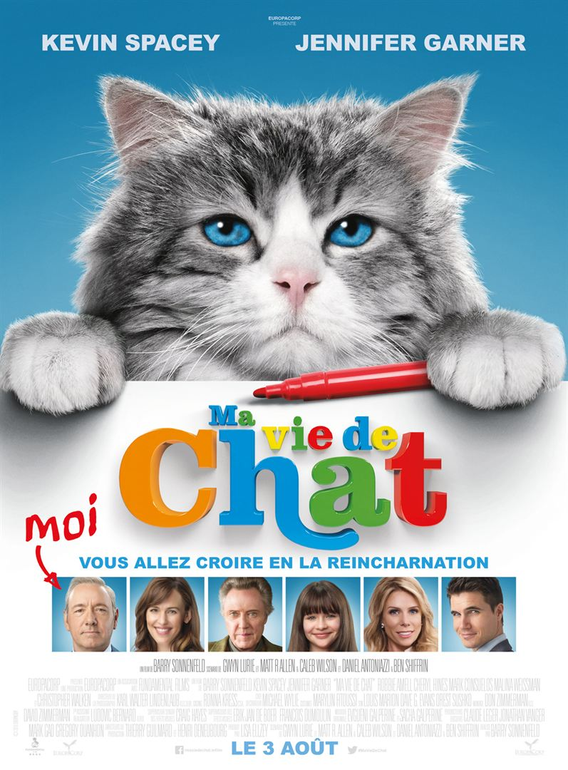 Ma vie de chat FRENCH DVDRIP 2016