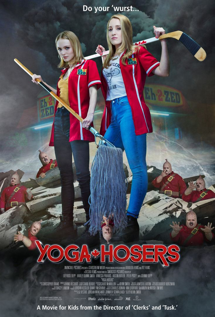 Yoga Hosers FRENCH DVDRiP 2017