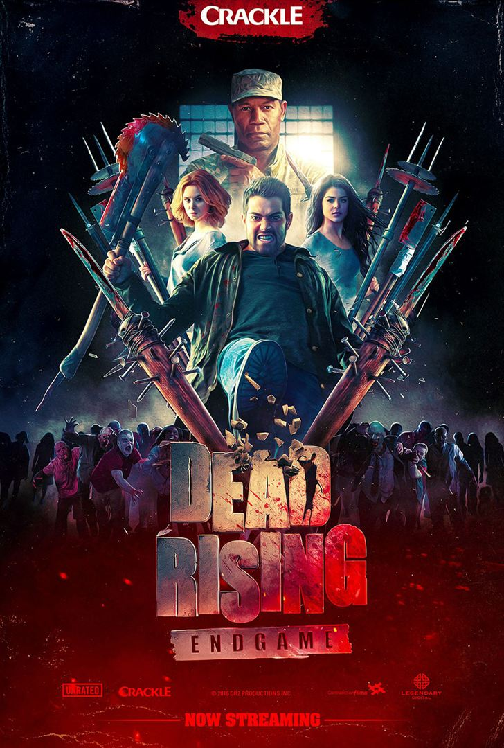 Dead Rising: Endgame en streaming uptobox