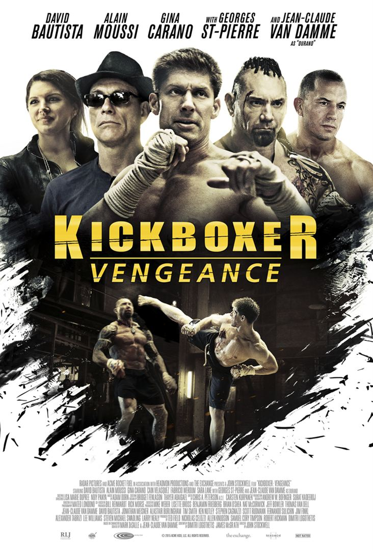 Kickboxer : Vengeance FRENCH BDRIP 2016
