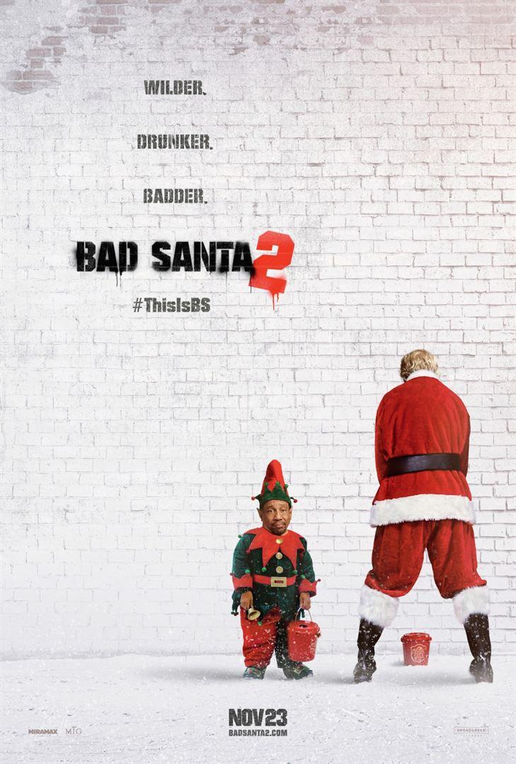 Voir Bad Santa 2 Complet Gratuit Film 4K Ultra HD
