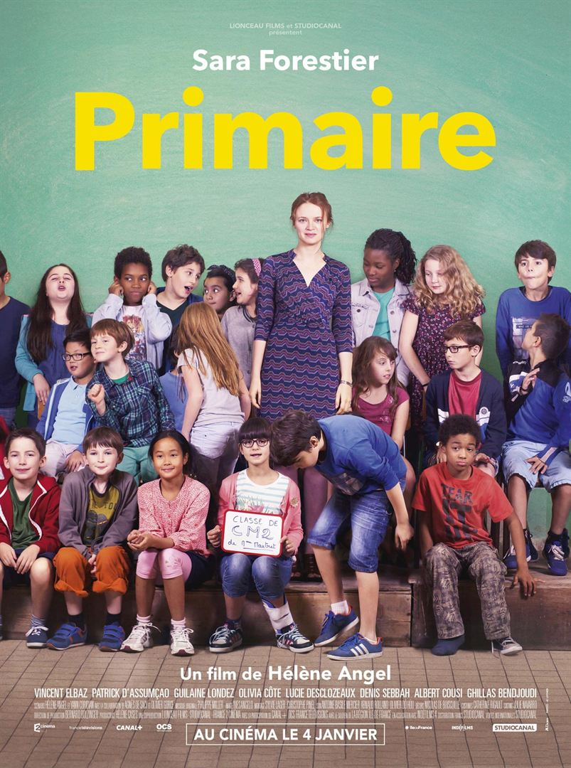 Primaire FRENCH CAM 2017