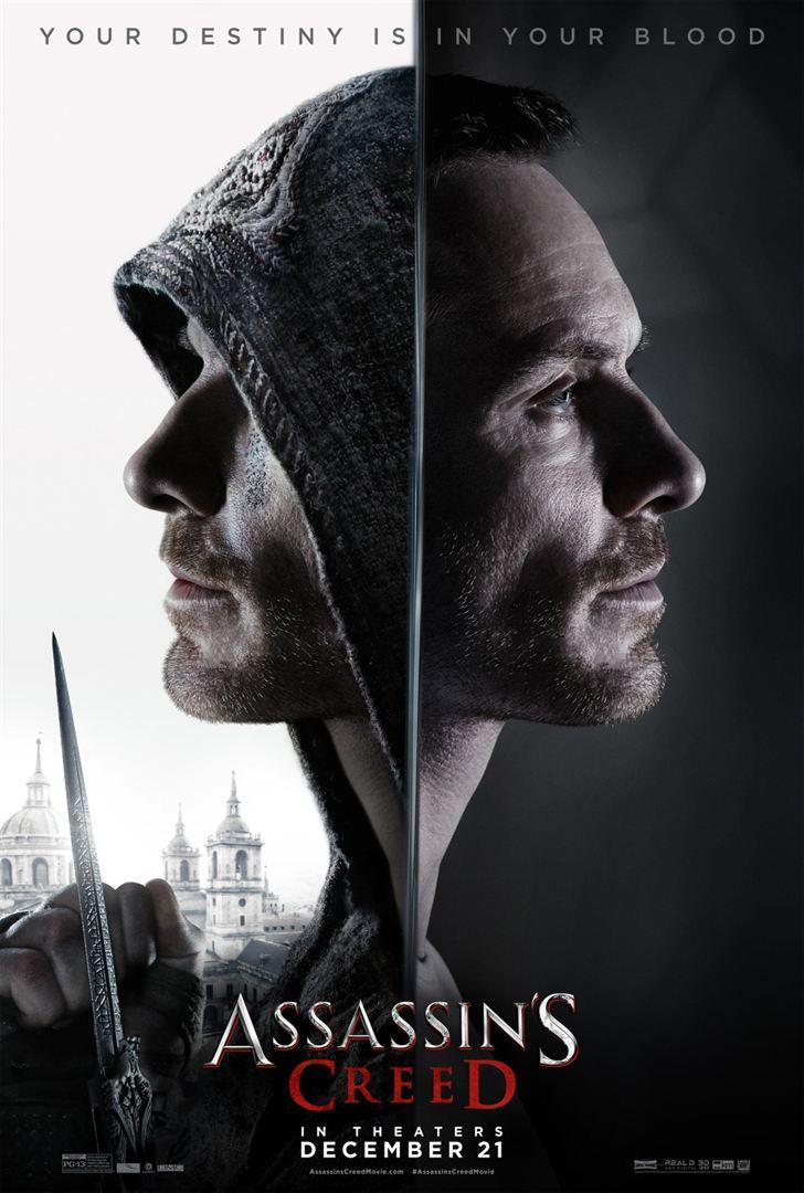 Assassin's Creed de Justin Kurzel avec Michael Fassbender (2016) 056564