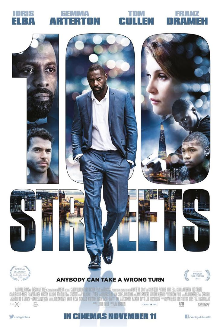 voir film 100 Streets film streaming