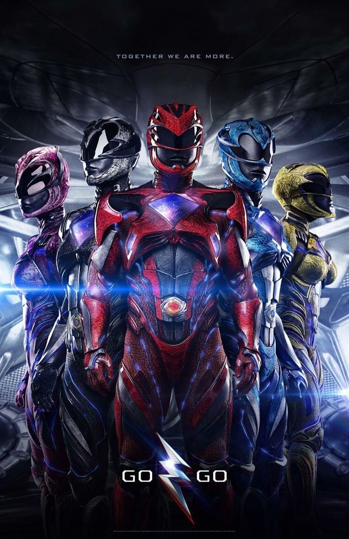 Power Rangers en streaming